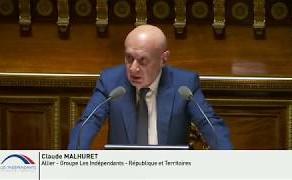 Claude MALHURET : Débat après la déclaration du Gouvernement sur le plan de déconfinement