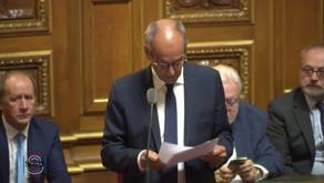 Jean-Louis LAGOURGUE : Question à Monsieur Didier GUILLAUME, sur la sécheresse