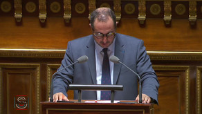 Franck MENONVILLE : Conclusions CMP sur PJL relatif à l'énergie et au climat
