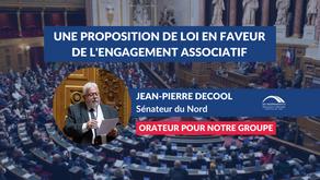 Jean-Pierre DECOOL : Explications de vote - Engagement associatif
