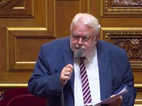 Jean-Pierre DECOOL : Débat sur le bilan de l'application des lois