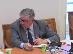 Alain FOUCHE : Mission d'Information - Fonctionnement et Organisation des Fédérations sportives