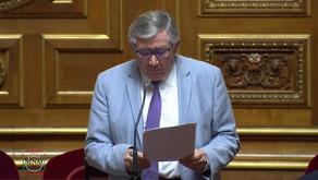 Alain FOUCHE : Question sur la situation de la justice en France