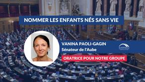 Vanina PAOLI-GAGIN : Nommer les enfants nés sans vie