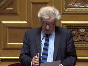 Jérôme BIGNON : Débat - Conclusions du rapport sur les difficultés de recrutements