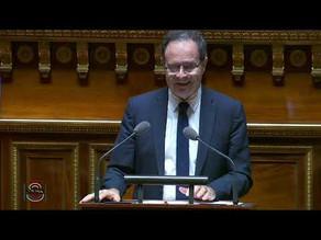 Alain MARC : Expl. de vote sur le PJL relatif au Parquet européen et à la justice pénale spécialisée