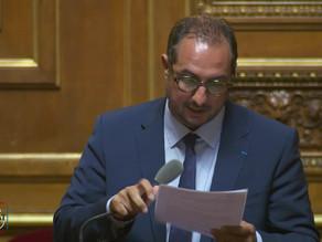 Franck MENONVILLE : Débat sur la situation du logement et du bâtiment