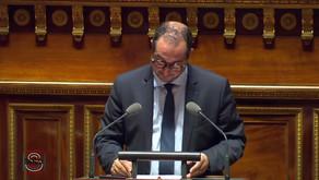 Franck MENONVILLE : Conclusions CMP - PPL Préserver les intérêts de la défense/Réseaux radio mobiles