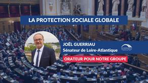 Joël GUERRIAU : La protection sociale globale