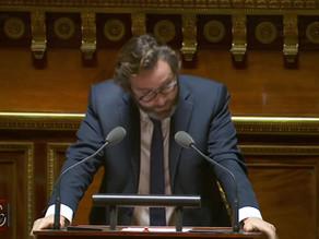 Emmanuel CAPUS : Question - débat après la déclaration du Gouvernemenet sur le plan de déconfinement