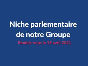 Deux de nos propositions de loi à l'ordre du jour du Sénat : Vanina Paoli-Gagin / Claude Malhuret