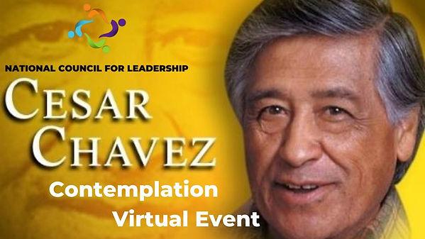 2020 Cesar Chavez Contemplation Virtual