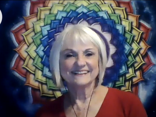 The Chakra System with Mary & Traci
