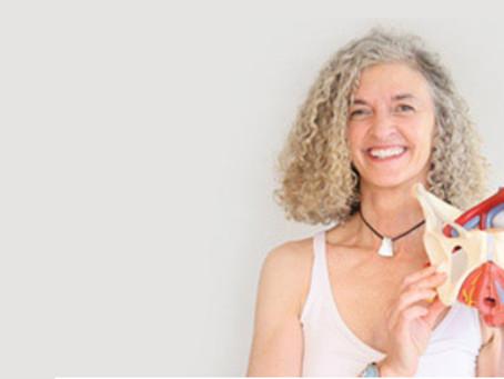 """""""骨盤底ヨガレスリー ハワドインテンシブ Pelvic Floor Yoga Intensive with Leslie Howard"""
