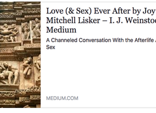 Love (& Sex) Ever After by Joy Mitchell Lisker