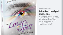 Take the LoveSpell Challenge For a Happier & Healthier Life!
