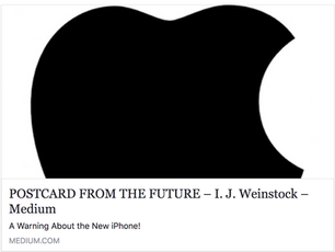 Postcard From the Future