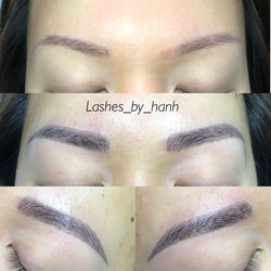 Microblading by Hanh