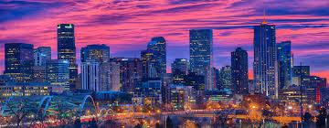 Denver Sky Line