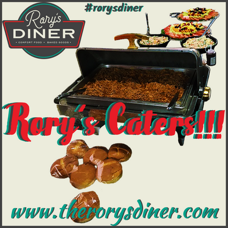 Rory's Caters!