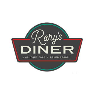 rorys diner logo