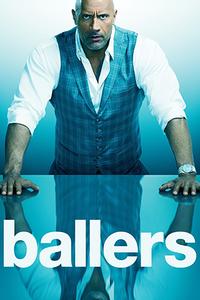 The Rock in the show Ballers
