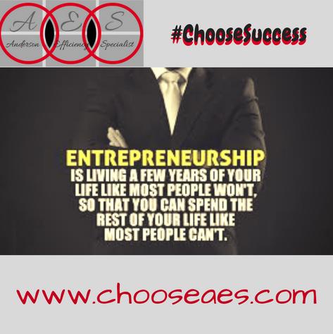 AES Instagram posts Entrepreneurship