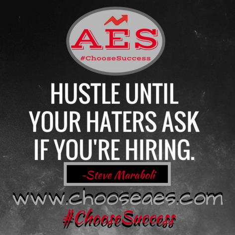 AES twitter post haters ask hiring