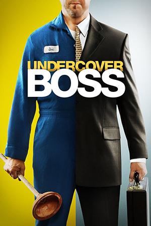 Undercover boss TV