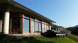 Shiogiri so, Main house
