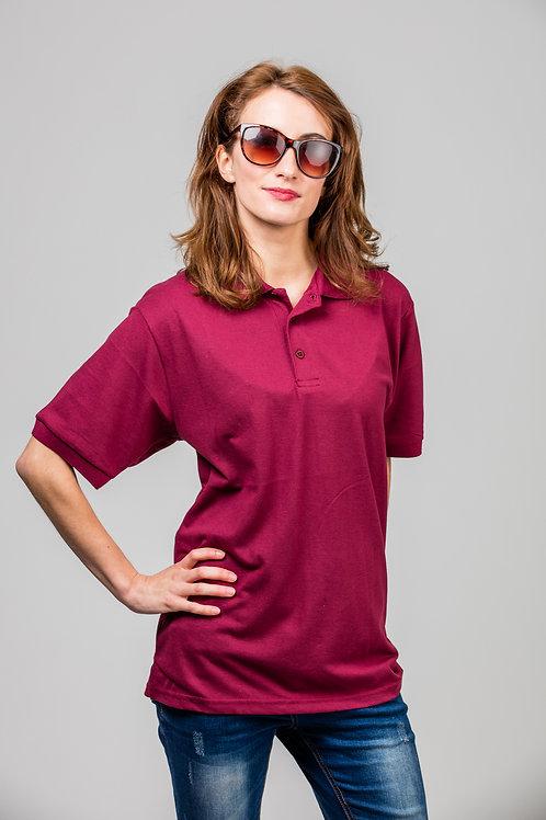 BE105 Avocado Pique Polo Shirt - Unisex
