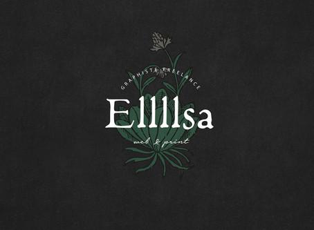 Ellllsa | Graphiste web & print