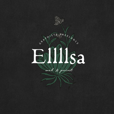 Ellllsa   Graphiste web & print