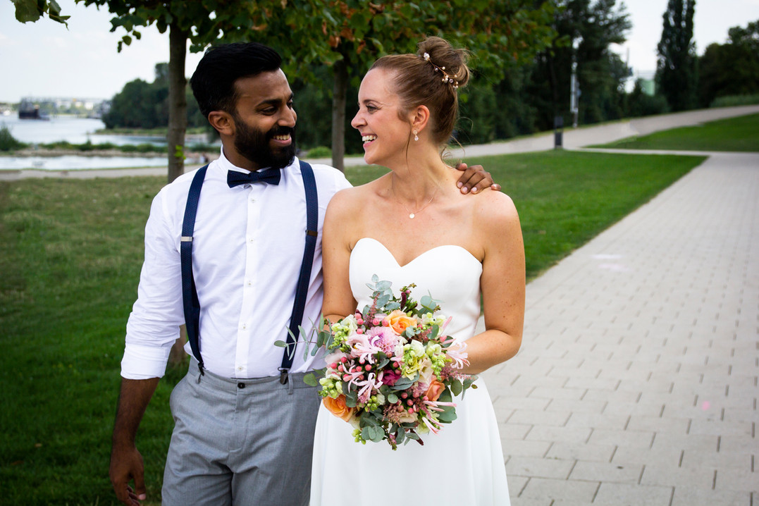 Laura & Usman