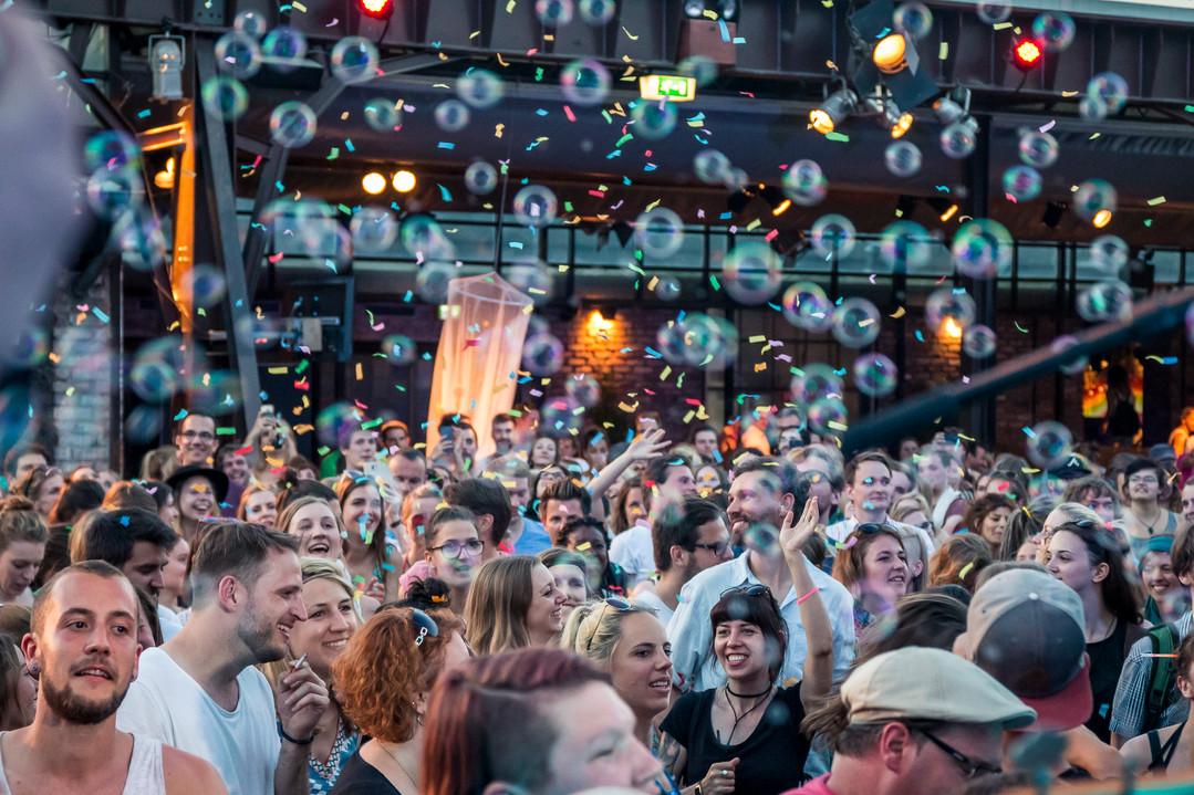 Zusammenleuchten Festival