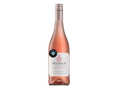 Pinotage Rosé - DELHEIM