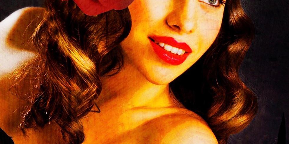 RUMBA! Spanish cabaret - Adriana Blu & The Latinos at DOÑA