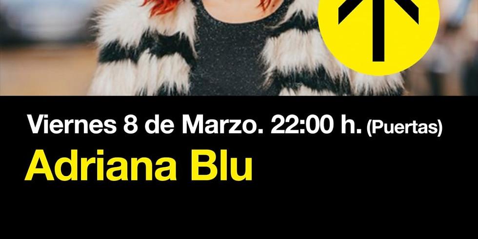 Adriana Blu live in Spain