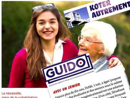 Wolvendael Magazine....Guido !