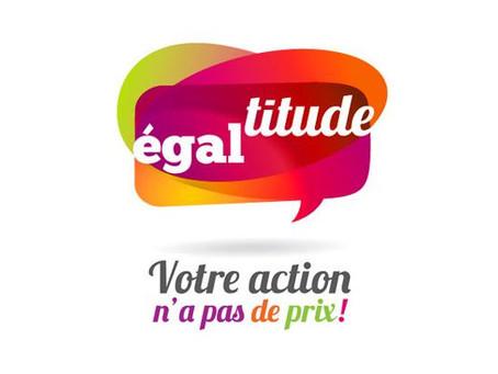 1er Prix Egaltitude - Wallonie