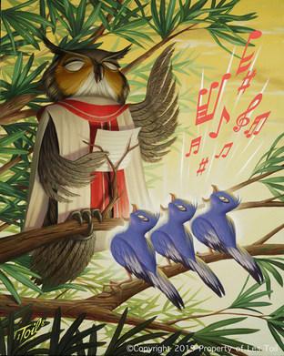 Morning Choir