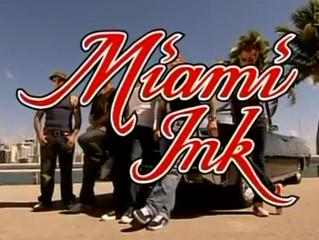 Toil Girls on Miami Ink!!
