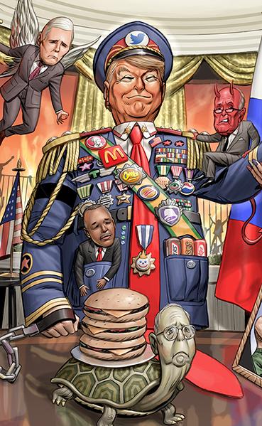 Trump Art thumb