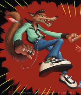 Rockabilly Wolf and Fox4.jpg