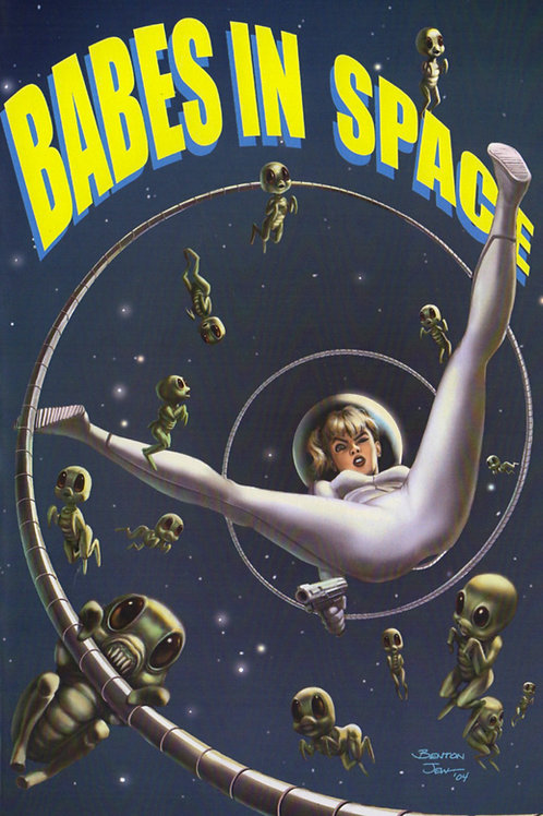 Babes in Space