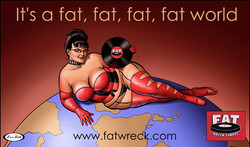 Fat Wreck Chords Ad