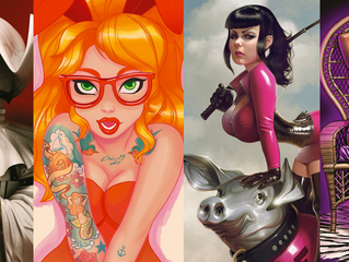 10 artists provoking a pin-up revolution
