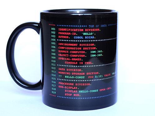 Caneca COBOL Code