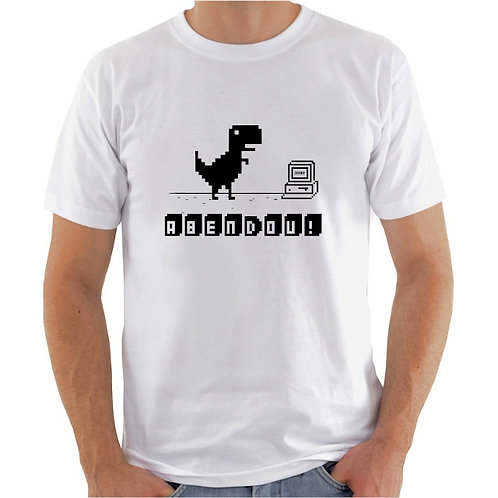 Camiseta Cobol ABENDOU