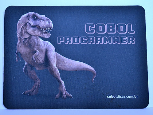 Mouse Pad COBOL Programmer